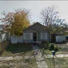 Rental info for 1417 N 19th