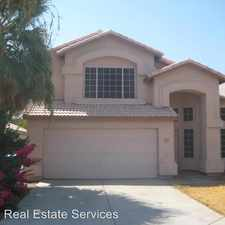 Rental info for 624 N Duffy Way in the Gilbert area