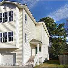Rental info for 126 S. Fir Avenue in the Virginia Beach area