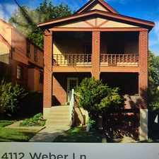 Rental info for 4112 Weber Lane 2 in the West Price Hill area