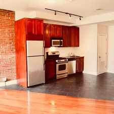 Rental info for 604 Grove Street in the Jersey City area