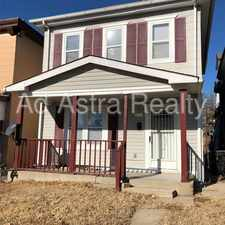 Rental info for 630 Northrup Avenue in the Kansas City area