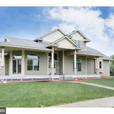 """Rental info for Exceptional """"Green Constructed"""" home! in the Maple Grove area"""