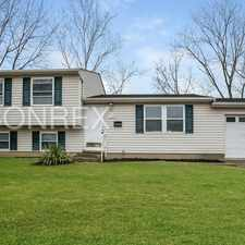 Rental info for 1344 Kristen Place in the Forest Park area