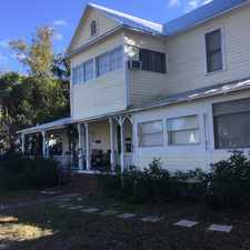 Rental info for 318 E Tarpon Ave Unit 6