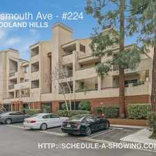 Rental info for 5530 Owensmouth Ave in the Los Angeles area
