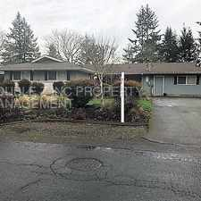 Rental info for Fantastic, beautifully updated 3 bedroom 1.5 bath Rambler in the Parkland/Tacoma area.