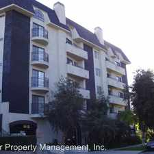 Rental info for 14930 Moorpark Street in the Los Angeles area