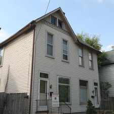 Rental info for 921-923 Hunter Ave in the Columbus area