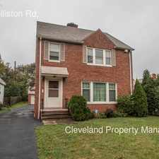 Rental info for 3608 Rolliston Rd, in the Cleveland area