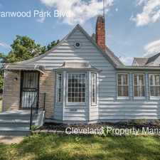 Rental info for 14113 Cranwood Park Blvd in the Cleveland area