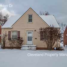 Rental info for 4373 Parkton Dr in the Cleveland area