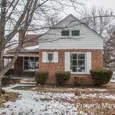 Rental info for 5303 E 117th St in the Cleveland area