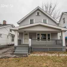Rental info for 3194 E 132nd St in the Cleveland area