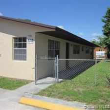 Rental info for 708 Southwest 10th Street #2 in the Hollywood area