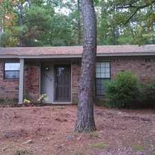 Rental info for 3915 St. James Court in the Little Rock area