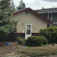 Rental info for Across From Bend Golf And Country Club in the Bend area