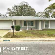 Rental info for $1395 3 bedroom Apartment in Pasco (New Port Richey) New Port Richey