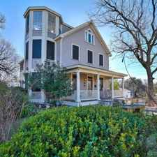 Rental info for $5600 3 bedroom House in Central Austin East Austin in the Austin area