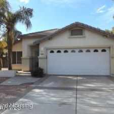 Rental info for 4061 E. Orion St in the Gilbert area