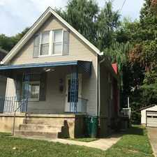 Rental info for Convenient Location 3 Bed 1.50 Bath For Rent in the Cincinnati area