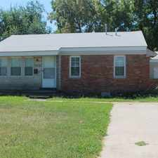 Rental info for House For Rent In Midwest City. in the Midwest City area