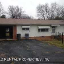 Rental info for 213 E. CENTRAL AVE. in the Asheboro area