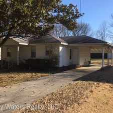 Rental info for 1002 Chickasaw Trail in the Tupelo area