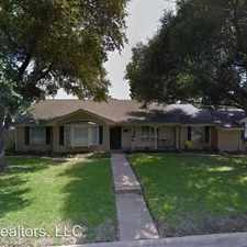 Rental info for 4212 Selkirk Drive W in the Fort Worth area