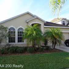 Rental info for 2513 Sand Arbor Circle