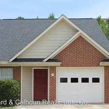 Rental info for 22 Macaulay Place in the Augusta-Richmond County area