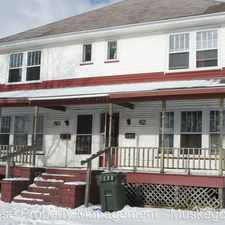 Rental info for 80 East Grand Avenue in the Muskegon area