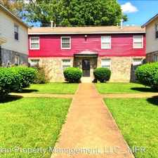 Rental info for 2040 Jefferson St - 1 in the Memphis area