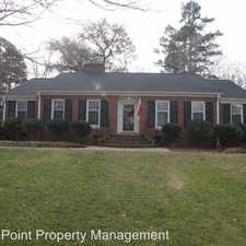 Rental info for 3722 Sulkirk Road in the Beverly Woods area