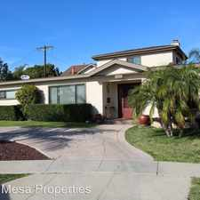 Rental info for 4209 Dakota Drive in the San Diego area