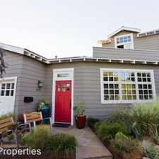 Rental info for 820 Adella Avenue in the San Diego area