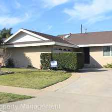 Rental info for 17561 Brent Lane in the Irvine area