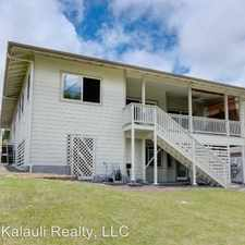 Rental info for Lower level 1 bedroom apartment in the Hilo area