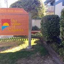 Rental info for Sweet Capitola Condo ~ Available March ~ Great Area