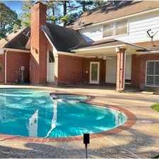 Rental info for Beautiful Home On A Great Corner Lot! in the Houston area