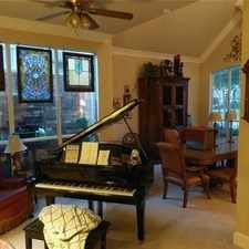 Rental info for 4 Bedrooms House - A Nice Home In The Golf Cour... in the Plano area