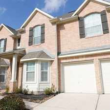 Rental info for Nice Family House For Rent! in the The Woodlands area