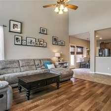 Rental info for Amazing Location With Highly Ranked Frisco ISD! in the McKinney area