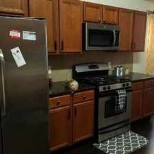 Rental info for Beautiful Bright One Story Home With Open Conce... in the Houston area