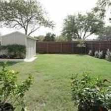 Rental info for Garland - Great 4 Bedroom Rental. in the Richardson area