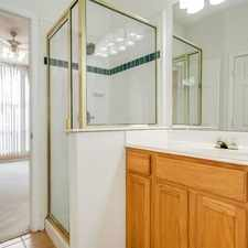Rental info for Rare Opportunity To Lease In Stone Hollow. Park... in the Fort Worth area