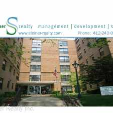 Rental info for 925 California Avenue in the Pittsburgh area