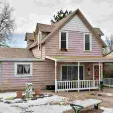Rental info for 917 Meade Street Denver Four BR, Welcome home to this beautiful