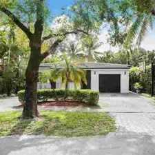 Rental info for 920 Venetia Ave. Coral Gables, this lovely home features 2