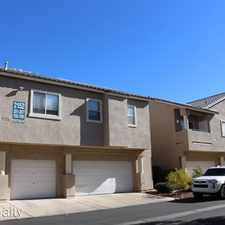 Rental info for 1252 Quarry Ridge St #105 in the Las Vegas area